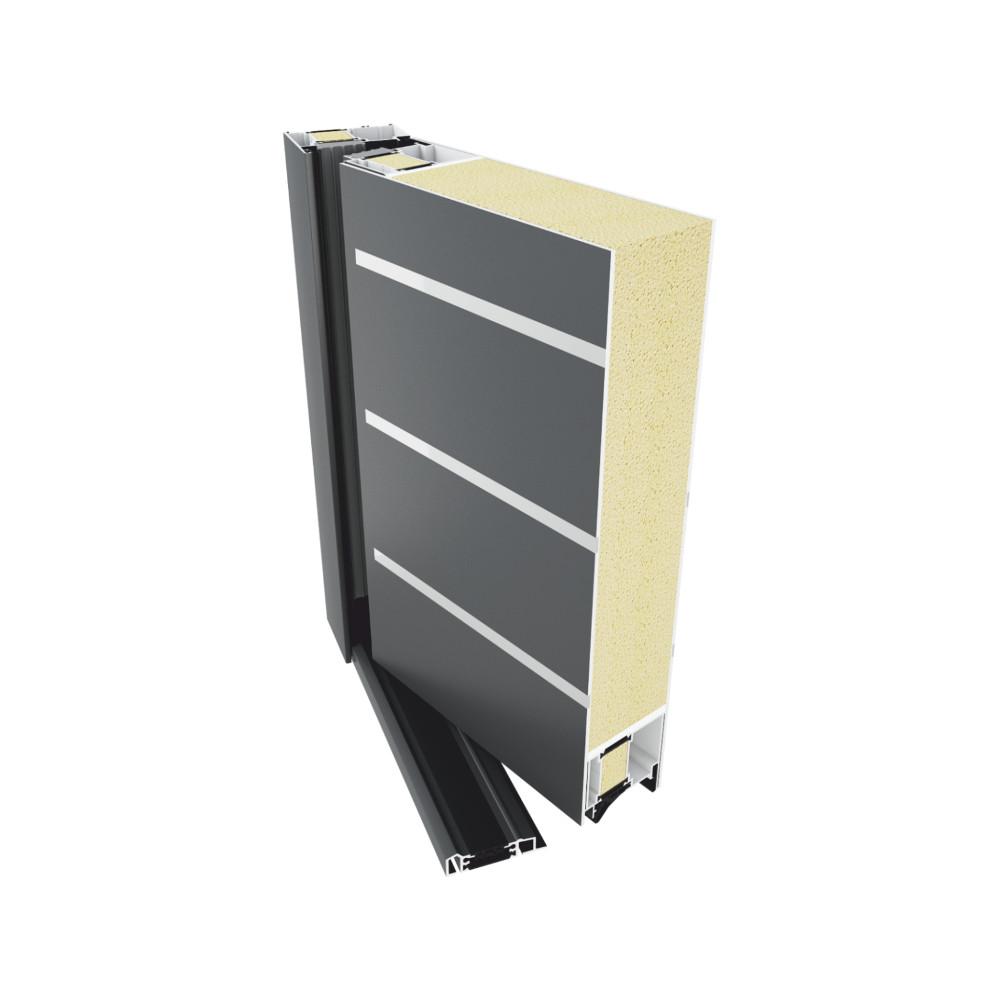 Systemy drzwi panelowych
