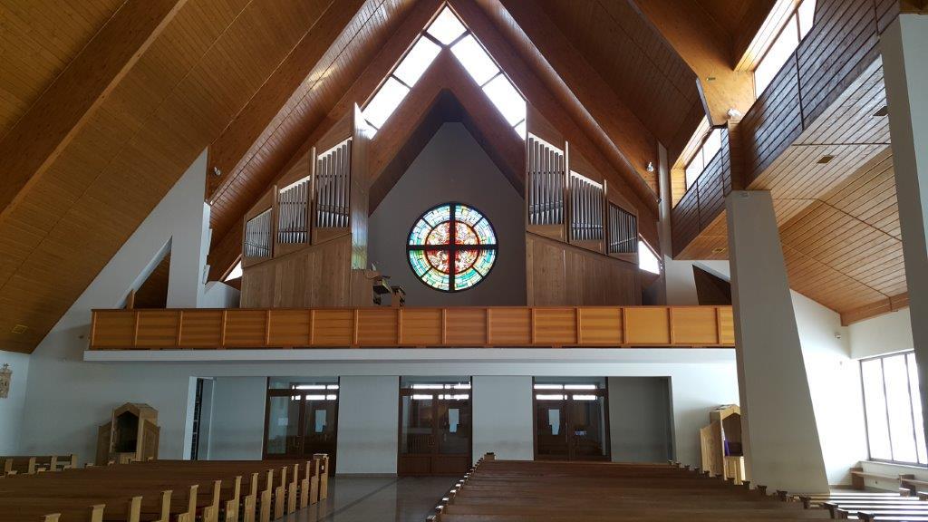 Die Kirche in Nowy Targ