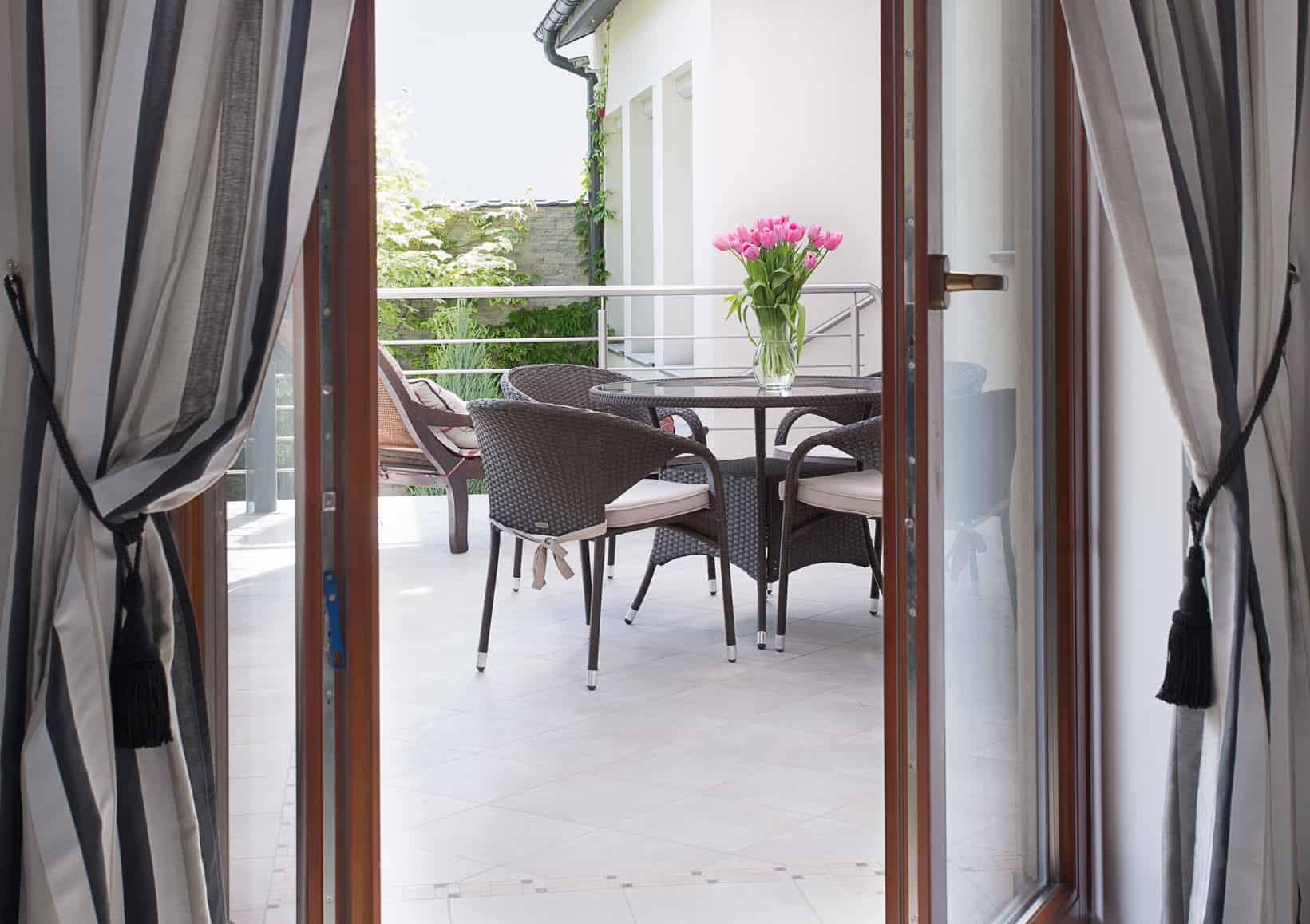 Drzwi na taras i do ogrodu – jakie?